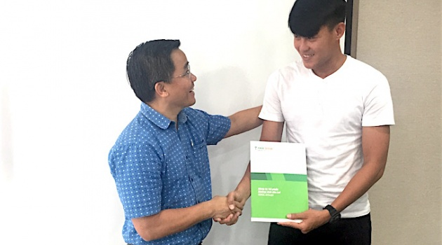 Chính thức: HAGL vá hàng thủ bằng cựu tuyển thủ U23 Việt Nam