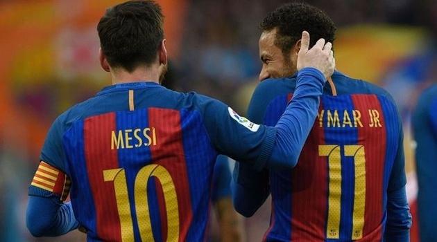Trong mắt Neymar, Messi và Ronaldo được miêu tả thế nào?