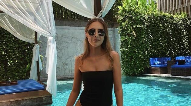 Jenna Vivian - Nàng WAGs tài sắc vẹn toàn của Malaysia
