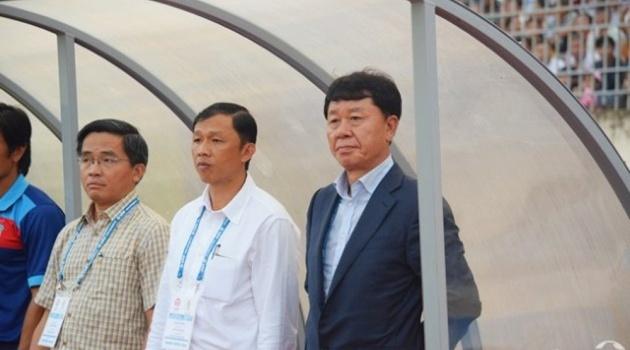 HAGL bất ngờ chia tay GĐKT Chung Hae Soung