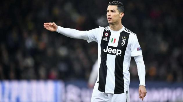 Hạnh phúc tại Juventus nhưng Ronaldo đang thiết lập kỉ lục buồn ở Champions League