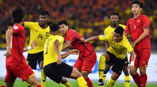 Việt Nam rất sợ các chân sút Malaysia