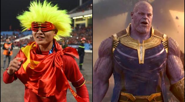 NHM Đông Nam Á: Anh ta còn giỏi hơn cả... Ác nhân Thanos