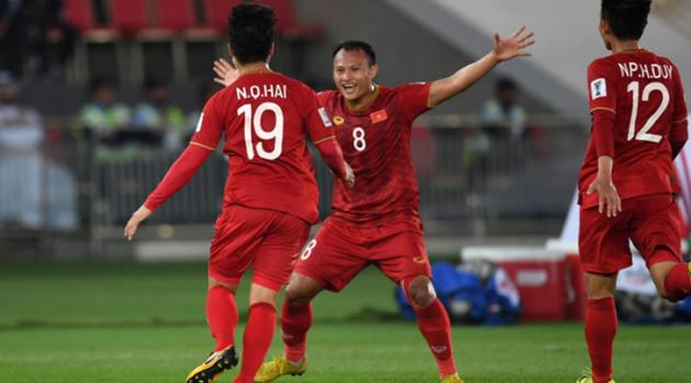 Bất ngờ! FIFA đánh giá tuyển Jordan dưới trình Việt Nam