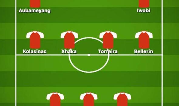 Đấu Chelsea, Arsenal ra sân với đội hình nào?