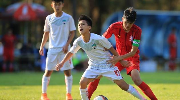 Khóa 4 HAGL đụng kỳ phùng địch thủ tại trận mở màn VCK U19 Quốc gia 2018