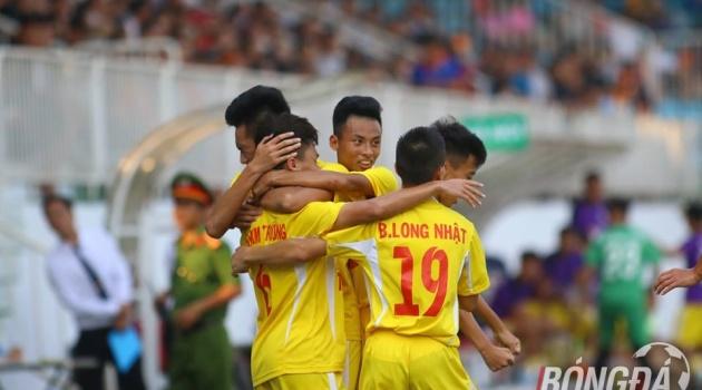 Đánh bại U19 HAGL, U19 Hà Nội trở lại ngôi vương U19 Quốc gia