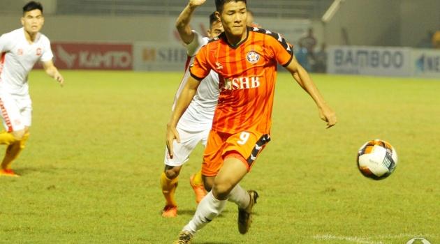 Tiền đạo vô duyên, SHB Đà Nẵng rời cuộc chơi sớm ở đấu trường Cúp Quốc gia