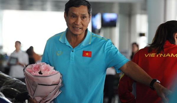 HLV Mai Đức Chung: Chúng tôi có giải đấu thành công