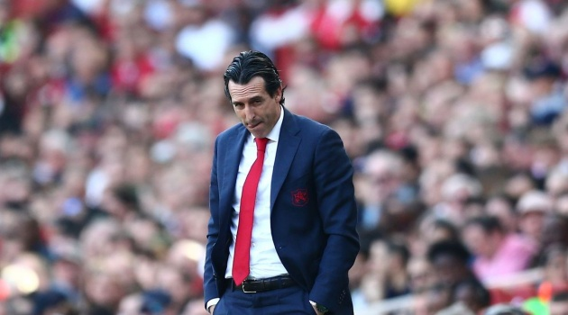 Arsenal thất bại trước Crystal Palace, Unai Emery không phải là nguồn cơn duy nhất