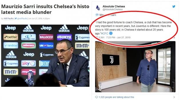 SỐC! Sarri tuyên bố 1 lời, NHM Chelsea tan nát cõi lòng
