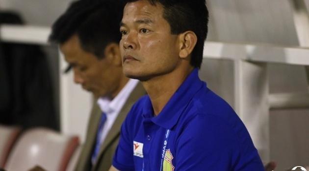 HLV Nguyễn Văn Sỹ tiết lộ mục tiêu của trận đấu với Hà Nội FC