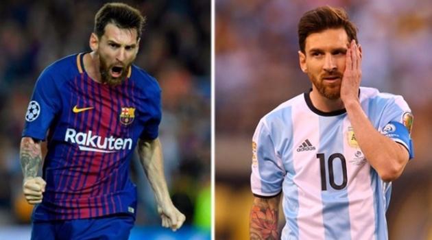 Argentina - Messi: Bài toán kết hợp bị lỗi