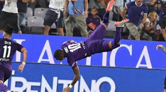 Rời Barca, Kevin-Prince Boateng đang bay giữa ngân hà