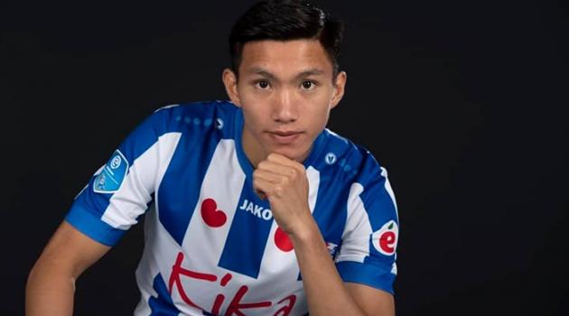 Hiệu ứng Đoàn Văn Hậu giúp SC Heerenveen tăng lượng fan gấp 3 lần