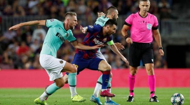 Messi: 3 điểm trước Inter là rất quan trọng ở 1 bảng đấu khó