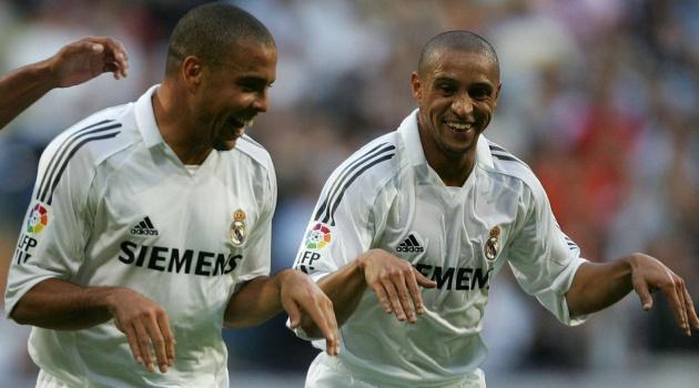 Roberto Carlos: Tôi ngủ với Ronaldo còn nhiều hơn với vợ tôi!