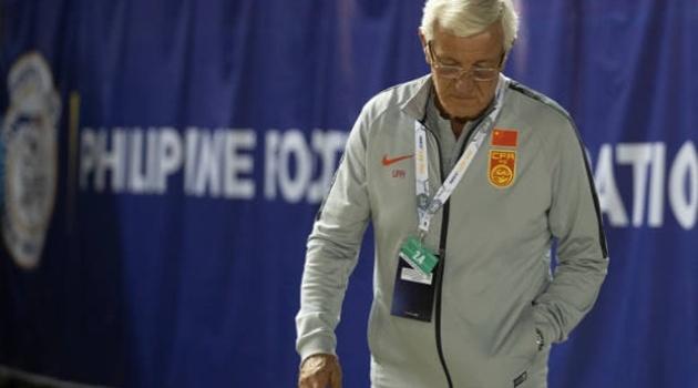 Hòa bế tắc hàng xóm VN, HLV Lippi tuyên bố: Các cầu thủ Trung Quốc đã sai