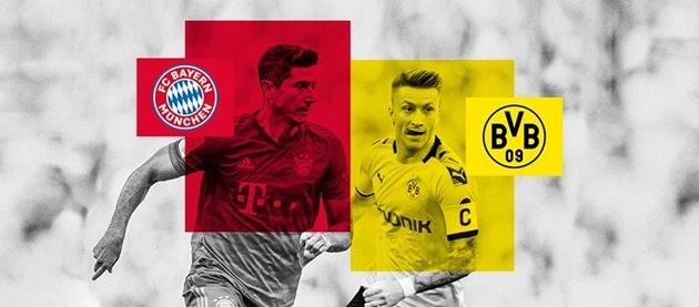 Vòng 11 Bundesliga: Đây rồi đại chiến