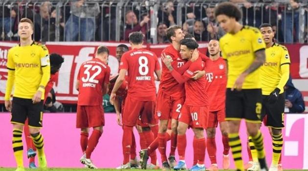 Trận thua xấu hổ trước Bayern đã chỉ ra 3 điểm yếu chí mạng của Dortmund