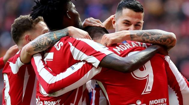 Toả sáng rực rỡ, kẻ huỷ diệt mới của Atletico tuyên chiến Real, Barca