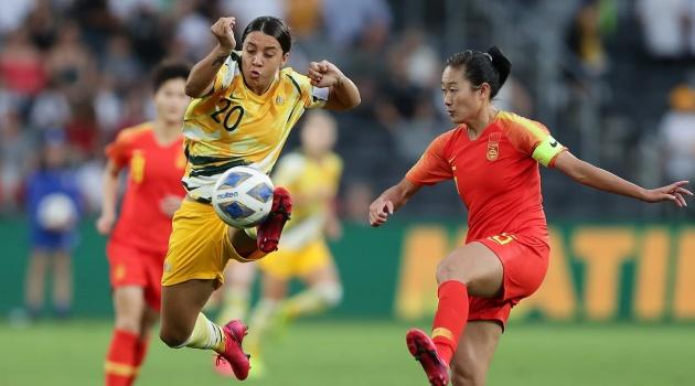 CHÍNH THỨC: Việt Nam gặp Australia tranh vé dự Olympic 2020
