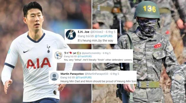 Son Heung-min lộ ảnh cực ngầu, CĐV Tottenham thay nhau phát cuồng