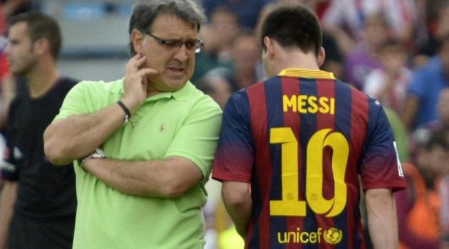 Messi thiếu thân thiện, có thể sa thải HLV sau 1 cuộc gọi