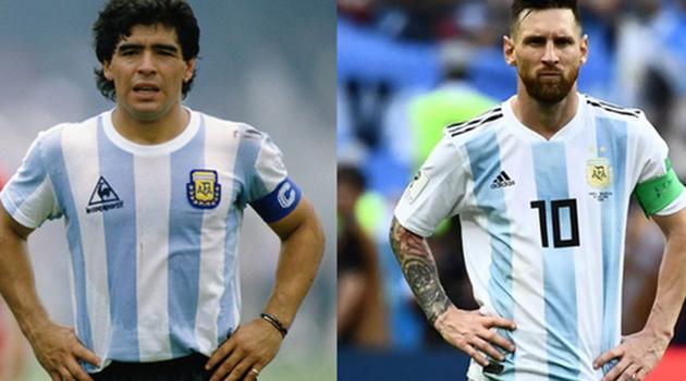 Đem Maradona so sánh với Messi, Sky Sports nhận gạch đá từ NHM