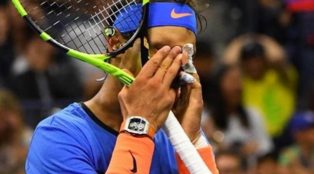 Nadal chỉ còn là hình bóng nhạt nhòa của quá khứ