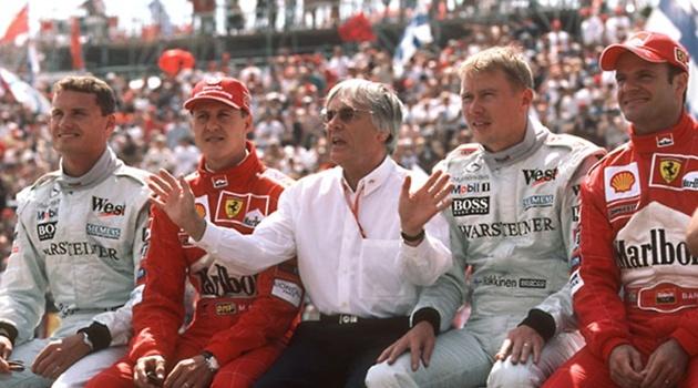Ông trùm F1 mất ghế