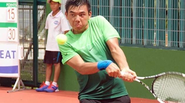Lý Hoàng Nam thua ngược đối thủ hạng 520 ở giải F6 Futures