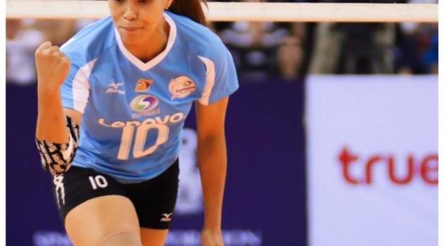 Đội trưởng bóng chuyền Thái Lan khoác áo VTV Bình Điền Long An