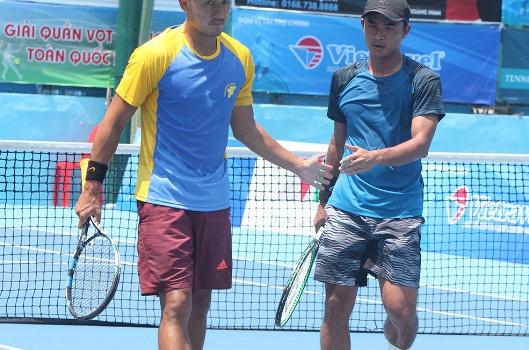 Giải quần vợt vô địch nam toàn quốc 2017 đến hồi nước rút