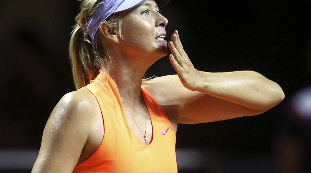 Cả thế giới run rẩy khi Maria Sharapova trở lại