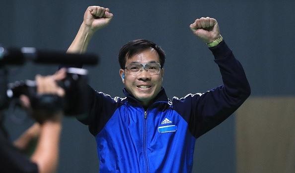 Thách thức chờ Hoàng Xuân Vinh ở SEA Games 29