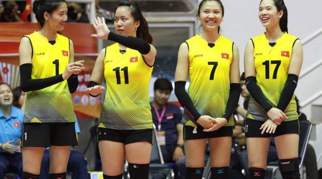 Tuyển bóng chuyền nữ Việt Nam giành chiến thắng an ủi trước Iran