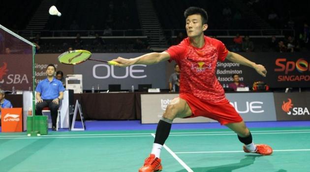 Hạ Axelsen, Chen Long vô địch China Open