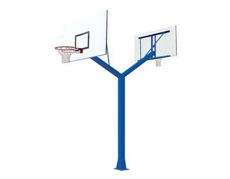 Các mức chiều cao tiêu chuẩn của trụ bóng rổ
