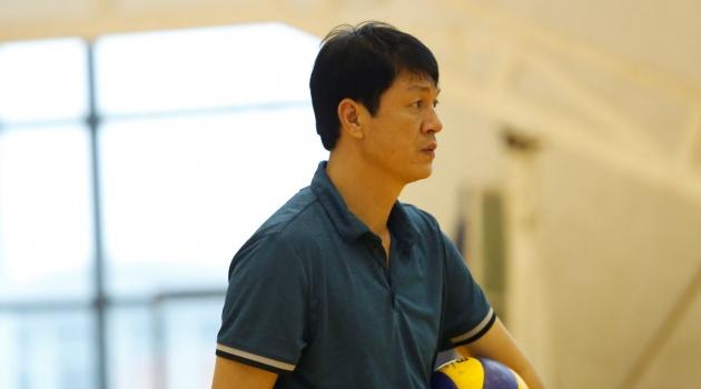 Bóng chuyền: Hóa chất Đức Giang chia tay HLV Trần Đăng Thành