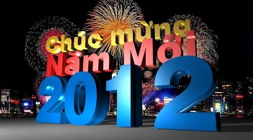 Lời chúc mừng năm mới từ TinTheThao.com.vn