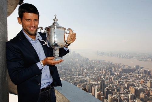 Novak Djokovic: Một năm đáng nhớ