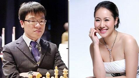 Lê Quang Liêm nhận vinh dự lớn ở Olympic 2012