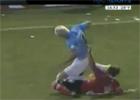 Video: Những pha phạm lỗi thô bạo nhất giải Argentina 2011