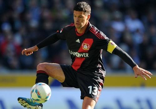 Ballack: Rời Leverkusen nhưng chưa giải nghệ