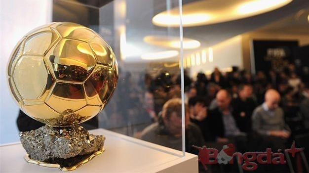 Quả bóng vàng FIFA 2011: Khuấy đảo thế giới