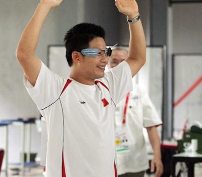 Bắn súng Việt Nam dự giải vô địch châu Á