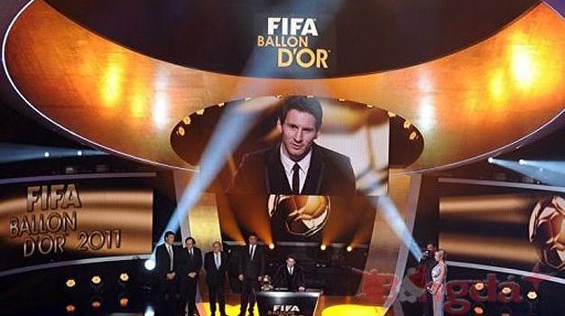 Kỷ nguyên Bóng vàng Lionel Messi!