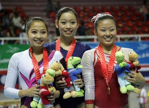Thể dục Việt Nam giành 3 vé dự Olympic