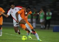 Video giao hữu: Kalou và Drogba ghi bàn giúp Bờ Biển Ngà đánh bại Tunisia